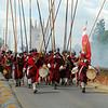 The Battle of Great Barford Bridge
