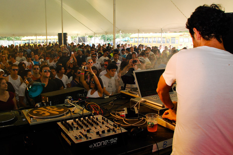 Electric Zoo 2009