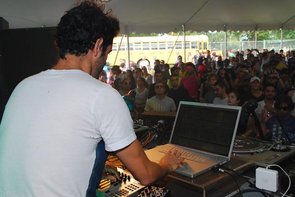 Electric Zoo 2009
