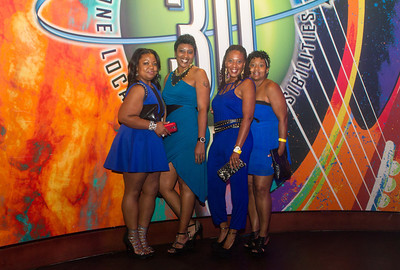 SoulTop Saturdays Blue Edition at Latitude 30 June 20, 2014