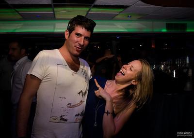 Sasha & Carl Craig Boat Party