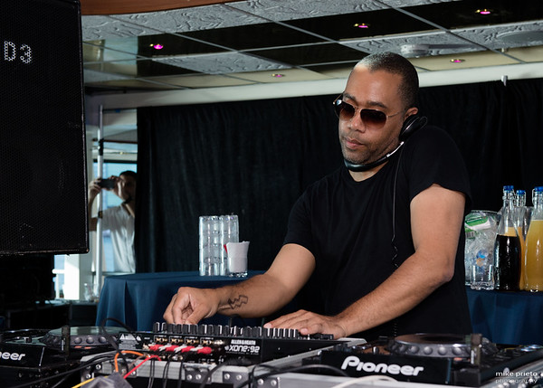 Sasha & Carl Craig Boat Party