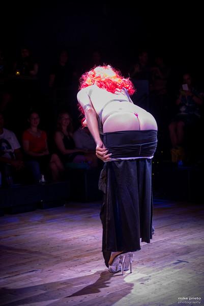 Wassabasco Burlesque