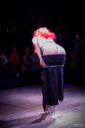 Wassabasco Burlesque