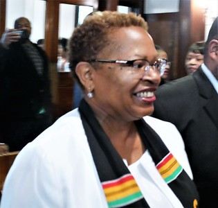 Elder Roxanne Burrus
