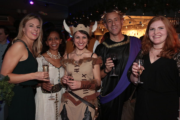 Viking Xmas Party 2016