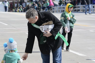 St. Patrick's Day Parade, Milwaukee 2018