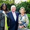 36 Dr  Chavonda Jacobs-Young and Sec  of Agriculture George E  Sonny Perdue and Mary Perdue