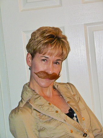 Ryan and Liz' Mustache Party