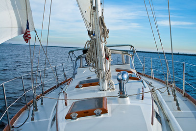 Sailing with the Sawyers