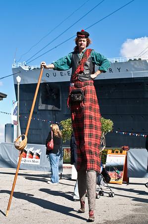 Scottish Festival Long Beach 2011