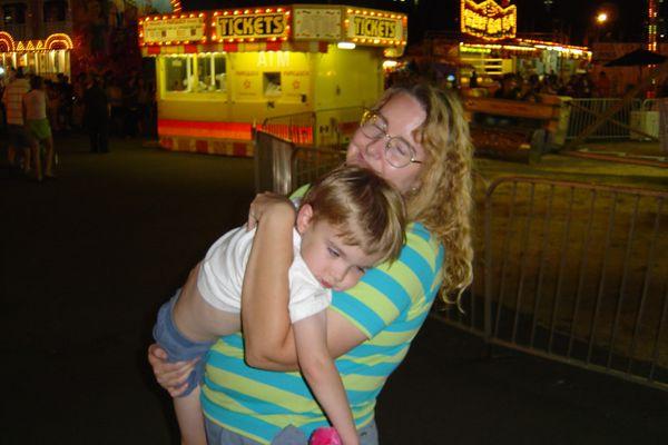Oregon State Fair - 2003