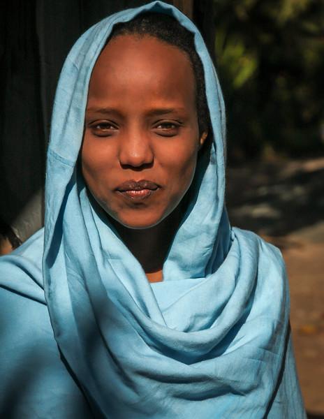A Face Of Kenya.