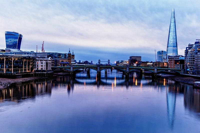 As London Awakes