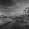 London In Black And White.