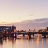 Early Light In London