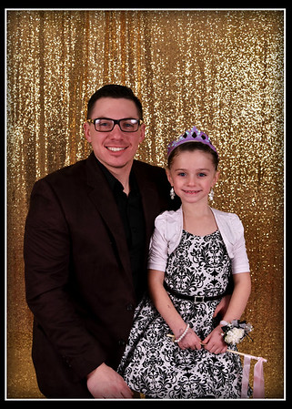 BBES Father Daughter Dance 2016