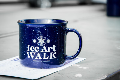 DWA Ice Art/Cocoa Crawl
