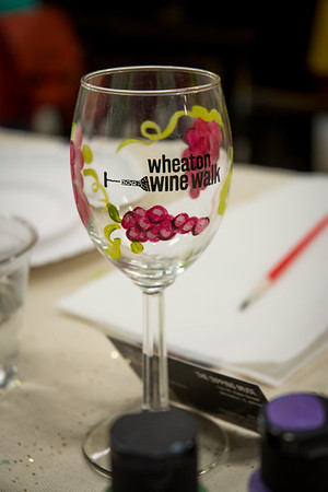 Downtown Wheaton Association Wine Festival 8-17