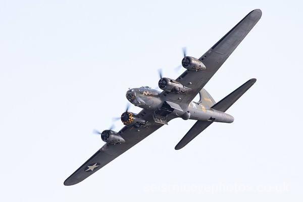 Duxford Battle of Britain Air Show 2018