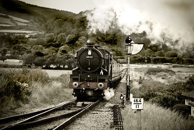 Somerset steam Railway