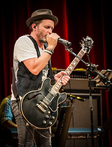 Rob Benedict Performing