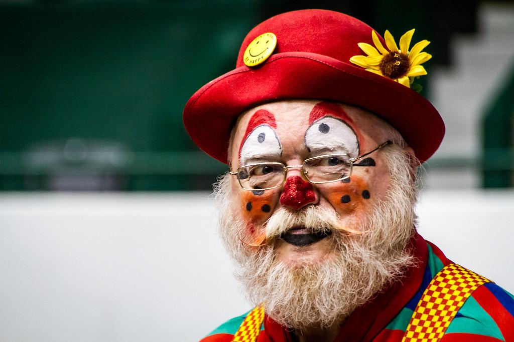 Be Happy Clown
