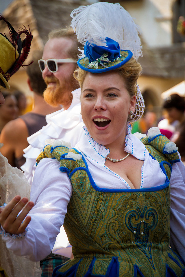 Courtly Lady