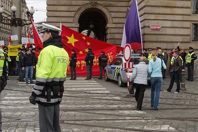 Středa u Národní - k návštěvě čínského prezidenta