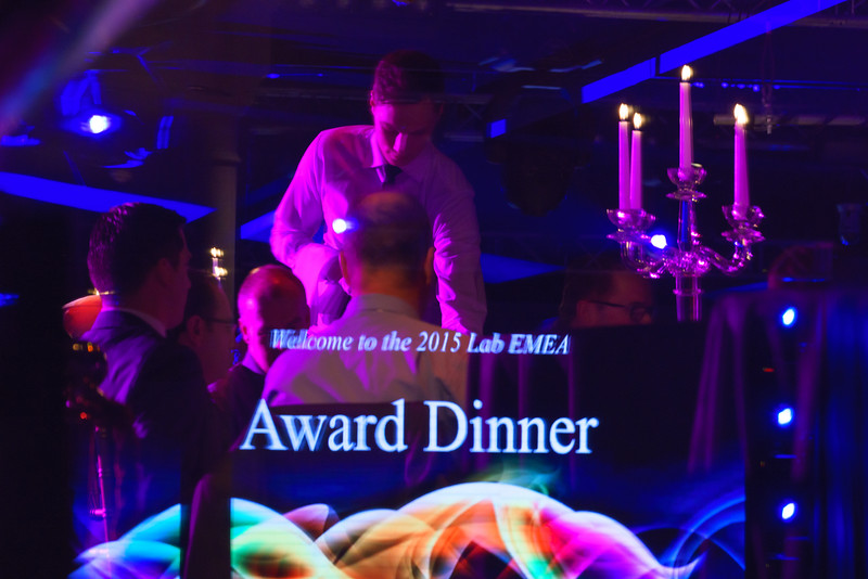 Merck Power Together Prague 2015