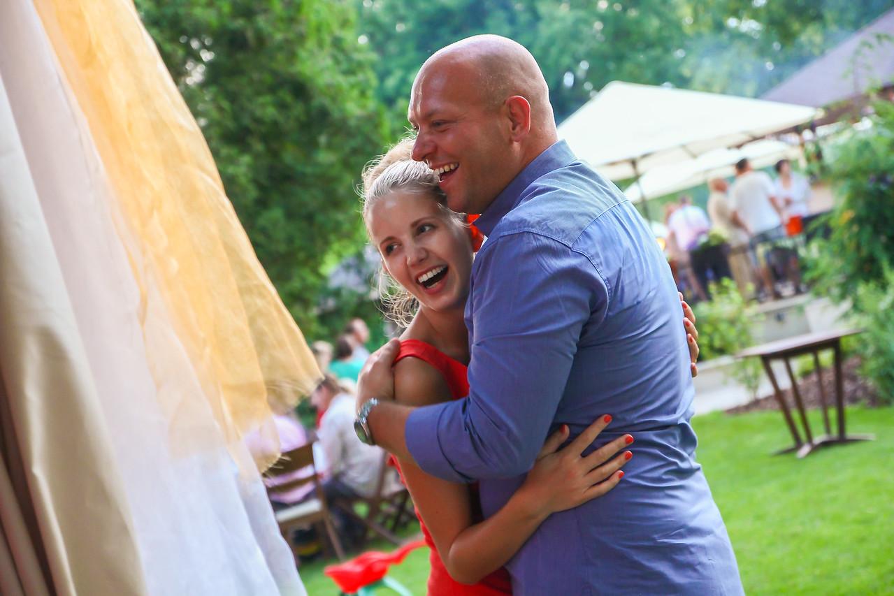 Hanka and Vaclav Burianovi Wedding
