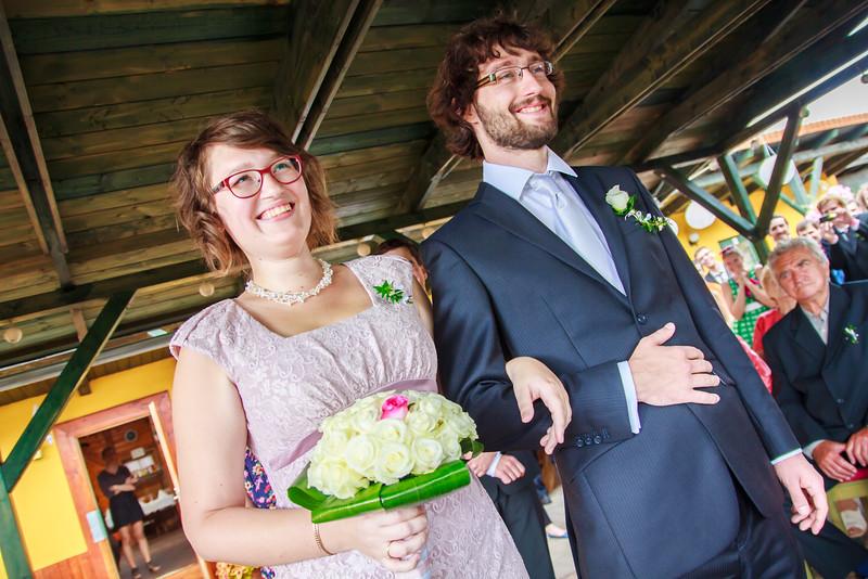 Eliska and Honzik Stankovi Wedding