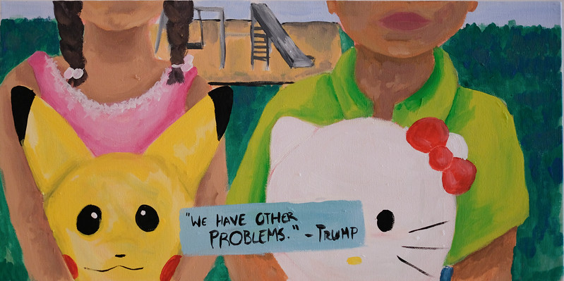 """We Have Other Problems"" by Andy Aliaga-Mendoza"