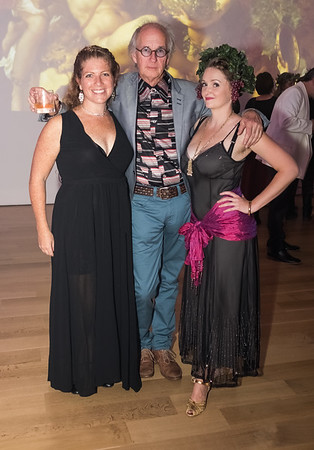 Brigid Kaelin, Dennis Ledford and Laura Ellis.