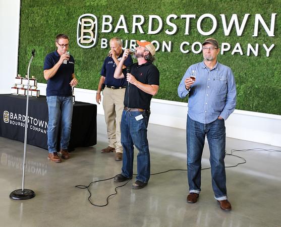 David Mandell, Steve Nally, Brandon O'Daniel and Joe Heron.