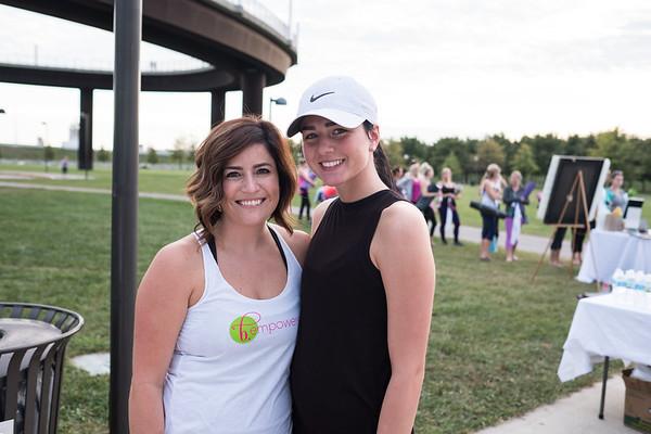 Mellie Miller and Isabelle Allen.
