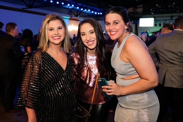 Mckenzie Moore, Kaitlyn Durbin and Ashli Mayes.