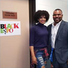 Demetria McKinney and Casuel Pitts attend 15th Annual Florida Black Expo - December 17, 2016 in Jacksonville, Florida