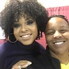 Demetria McKinney and Love Reigns attend 15th Annual Florida Black Expo - December 17, 2016 in Jacksonville, Florida