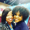 Nichol Kelly and Demetria McKinney attend 15th Annual Florida Black Expo - December 17, 2016 in Jacksonville, Florida