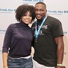 Demetria McKinney and Thyron Chandler attend 15th Annual Florida Black Expo - December 17, 2016 in Jacksonville, Florida