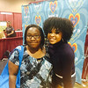 Ertrice Livingston and Demetria McKinney attend 15th Annual Florida Black Expo - December 17, 2016 in Jacksonville, Florida