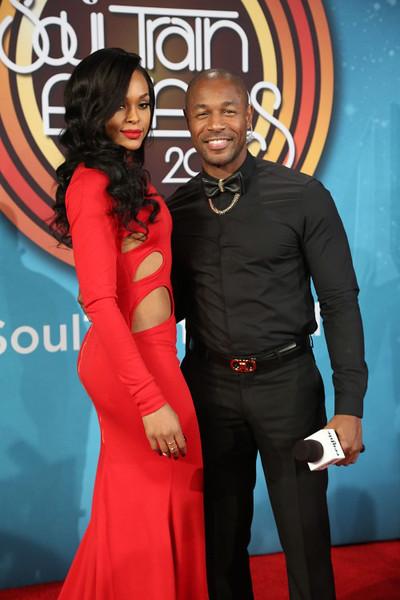 2014 Soul Train Music Awards - November 7, 2014 in Las Vegas, Nevada.
