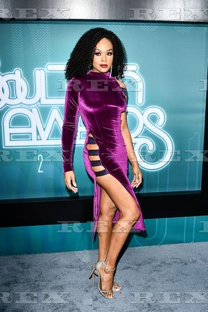 2017 Soul Train Awards - Orleans Arena - November 5, 2017 - Las Vegas, Nevada.