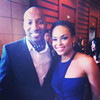 "Spry Lee Scott & Demetria McKinney attends the ""21st Annual Trumpet Awards"" on January 26, 2013"