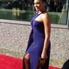 "Demetria McKinney attends the ""21st Annual Trumpet Awards"" on January 26, 2013"