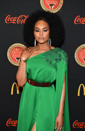 26th Annual Trumpet Awards - Cobb Energy Performing Arts Center - January 20, 2018 in Atlanta, Georgia.