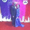 Demetria McKinney and Roger Bobb attend the 32nd Annual Mayor's Masked Ball - December 19, 2015