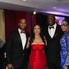 DJ Fadelf, Egypt Sherrod, Roger Bobby and Demetria McKinney attend the 32nd Annual Mayor's Masked Ball - December 19, 2015