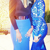 Anashay and Demetria McKinney attend the 32nd Annual Mayor's Masked Ball - December 19, 2015